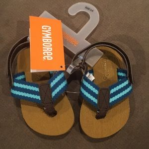 NEW Gymboree Flip Flops